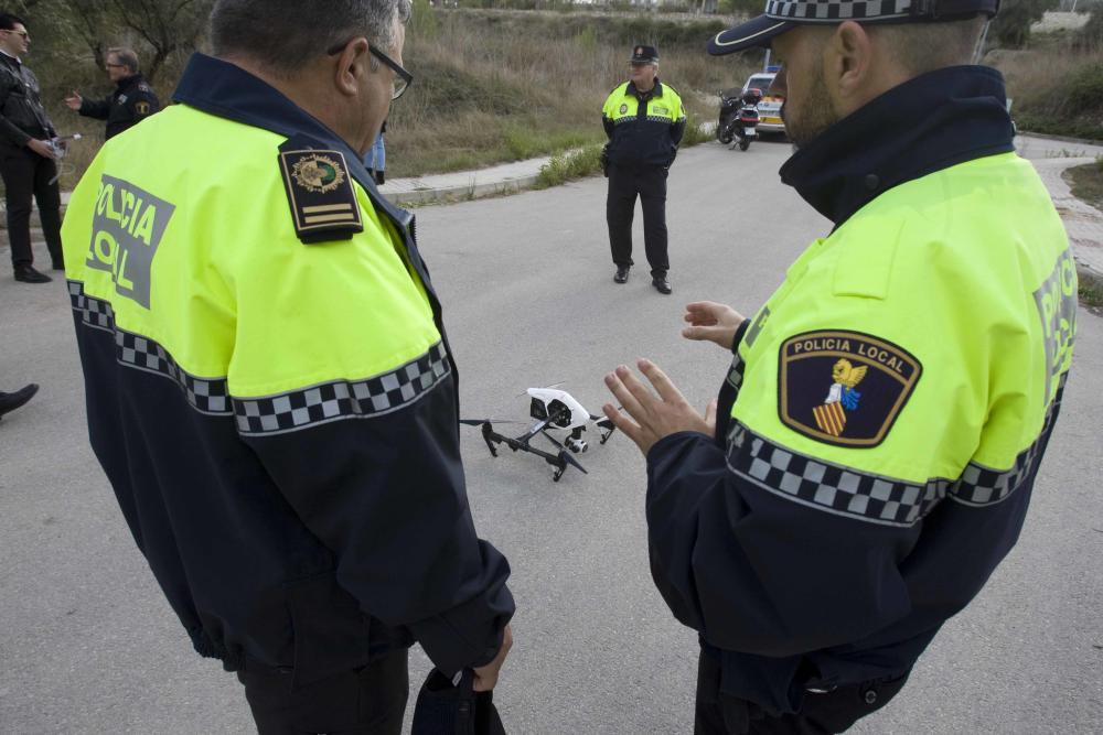 nueva ley del dron